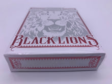 Load image into Gallery viewer, David Blaine Black Lions - Red Edition