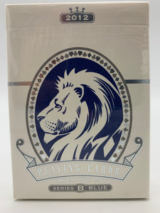 David Blaine White Lions Series B - Blue Edition