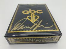 Load image into Gallery viewer, David Blaine ABC Deck Signed