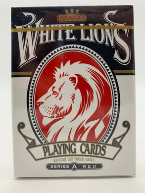 David Blaine White Lions Series A Rainbow