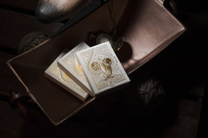 Ivory Tycoon Playing Cards