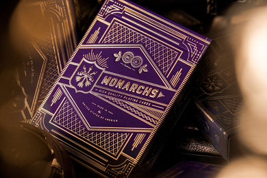 Purple Monarch Deck