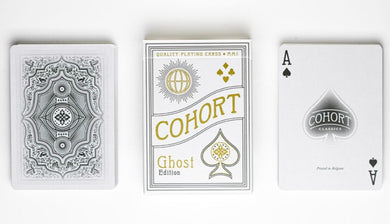 Cohort Ghost Playing Cards