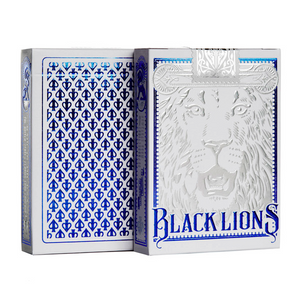 David Blaine Black Lions - Blue Edition