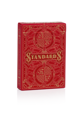 Red Standards Deck