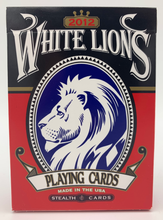 Load image into Gallery viewer, David Blaine White Lions Stealth Deck