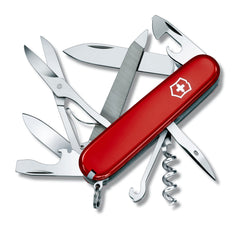 Victorinox Moutaineer with metal saw & metal file, Swiss Army Knife