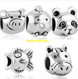 Animal Farm Pig, Chick, Panda, Fish, Horse Charm