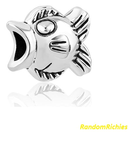 Fish Animal Farm Charm