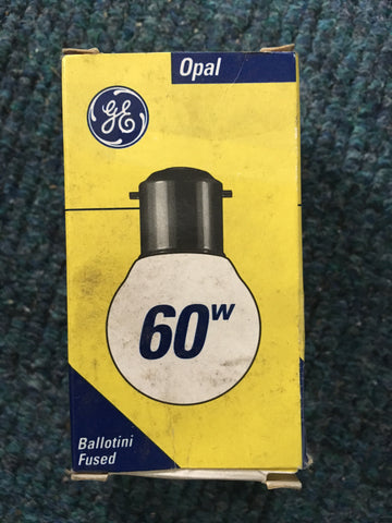 General Electric BC B22 Bulb - Whiztek Ltd