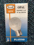 Platino BC B22 Small Bulb - Whiztek Ltd