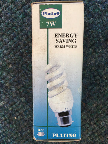 Platino BC B22 Energy Saving Bulb - Whiztek Ltd