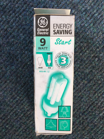 General Electric BC B22 Energy Bulb - Whiztek Ltd
