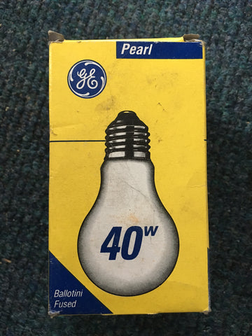 General Electric ES E27 Bulb - Whiztek Ltd