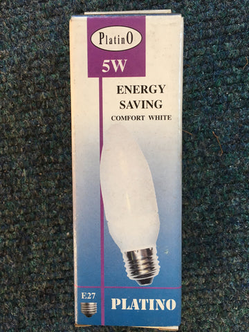 Platino ES E14 E27 Energy Saving Bulb - Whiztek Ltd