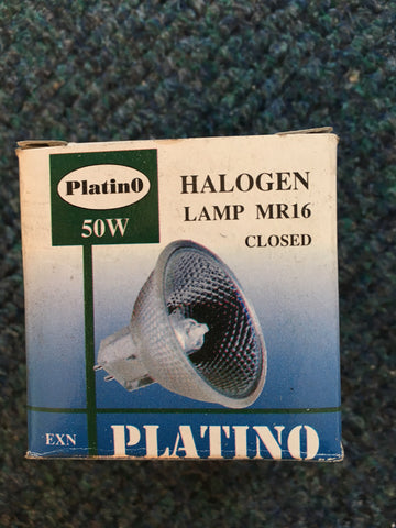 Platino MR16 EXN Halogen Bulb - Whiztek Ltd