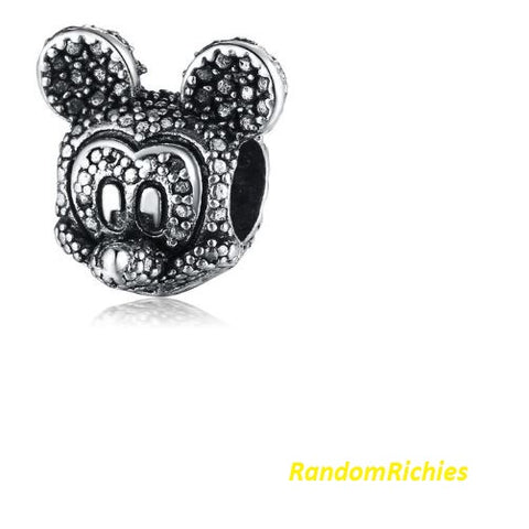 Mickey Minnie Mouse Disney Charm