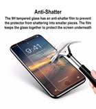 iPhone 7/8 Premium Tempered Glass Protector - Whiztek Ltd