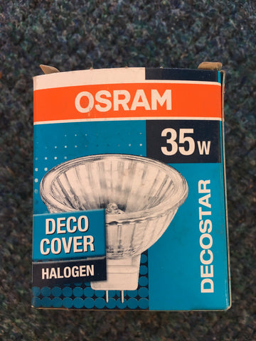 Osram WFL Halogen Deco Cover Bulb - Whiztek Ltd