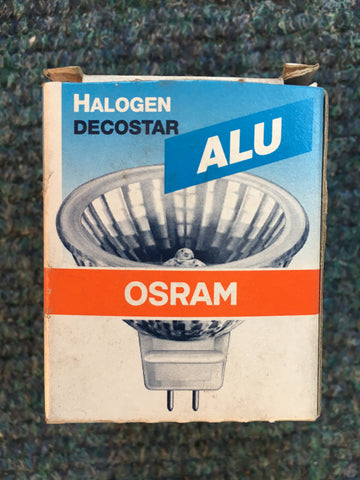 Osram WFL Halogen Open Bulb - Whiztek Ltd
