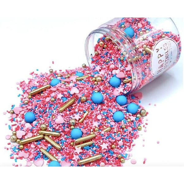Mix sprinkles royal glitter
