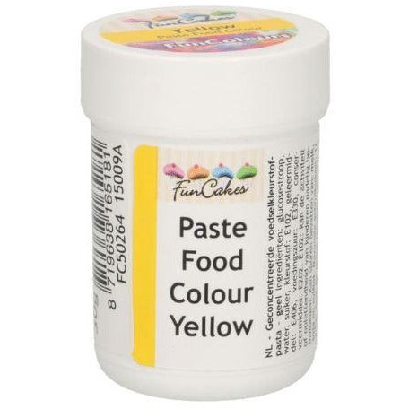 COLORANT GEL JAUNE
