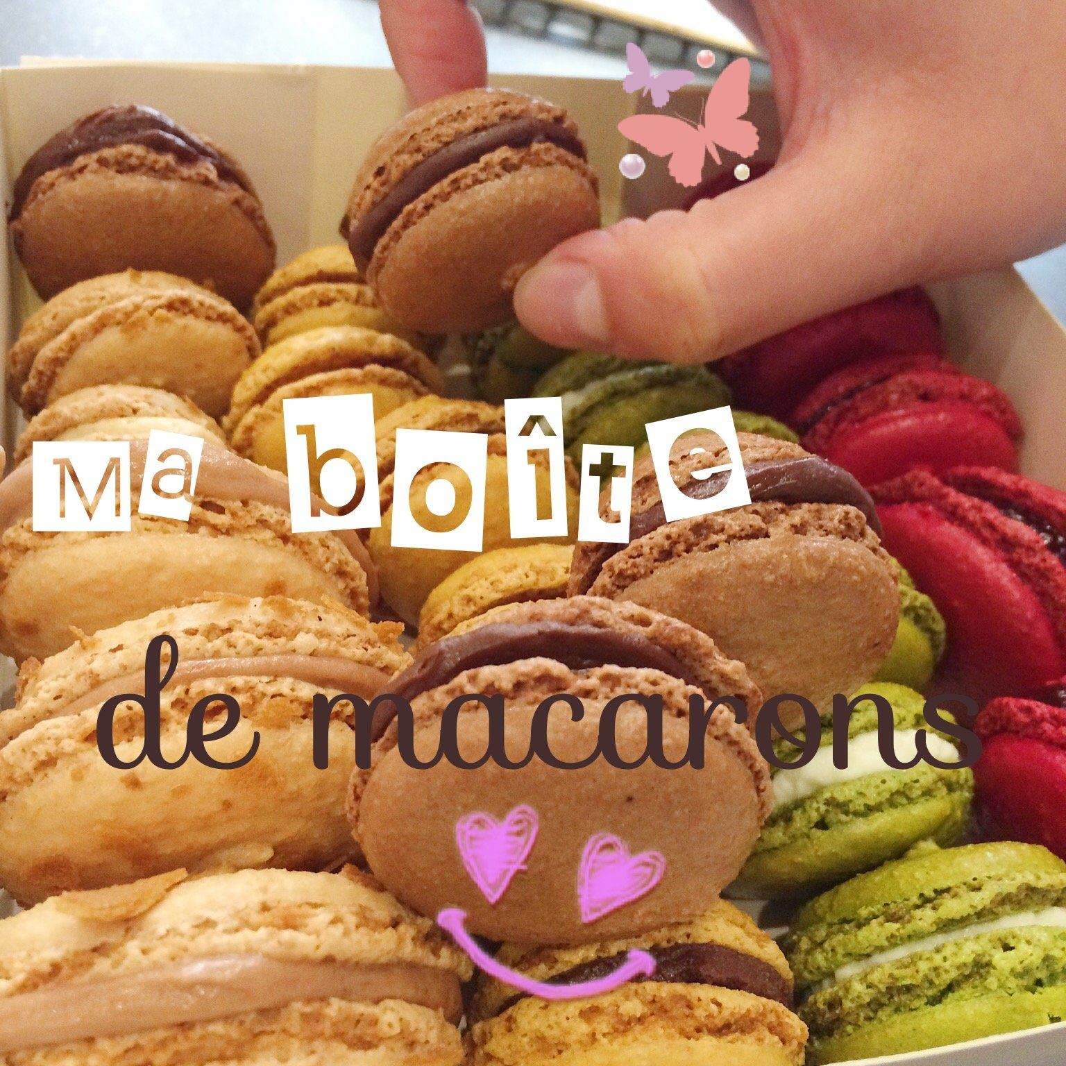 French Macarons class in english 3/11 (11h - 13h)