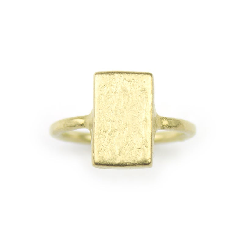 Golden Ratio Ring ~ Solid 9k Gold