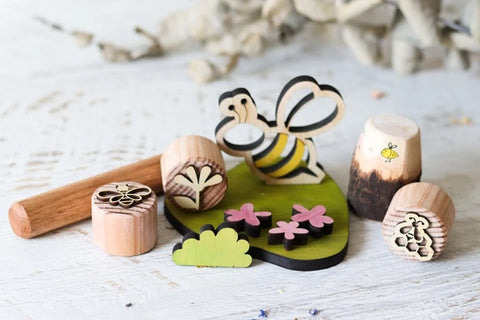 Gift Set - Little Bee Gift Box by Peekasense - Malaysia
