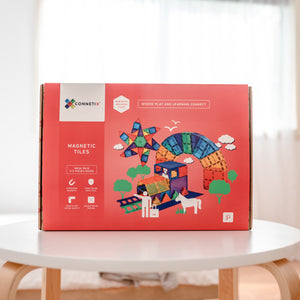 Connetix Tiles Mega Pack - 212 Piece by Peekasense - Malaysia