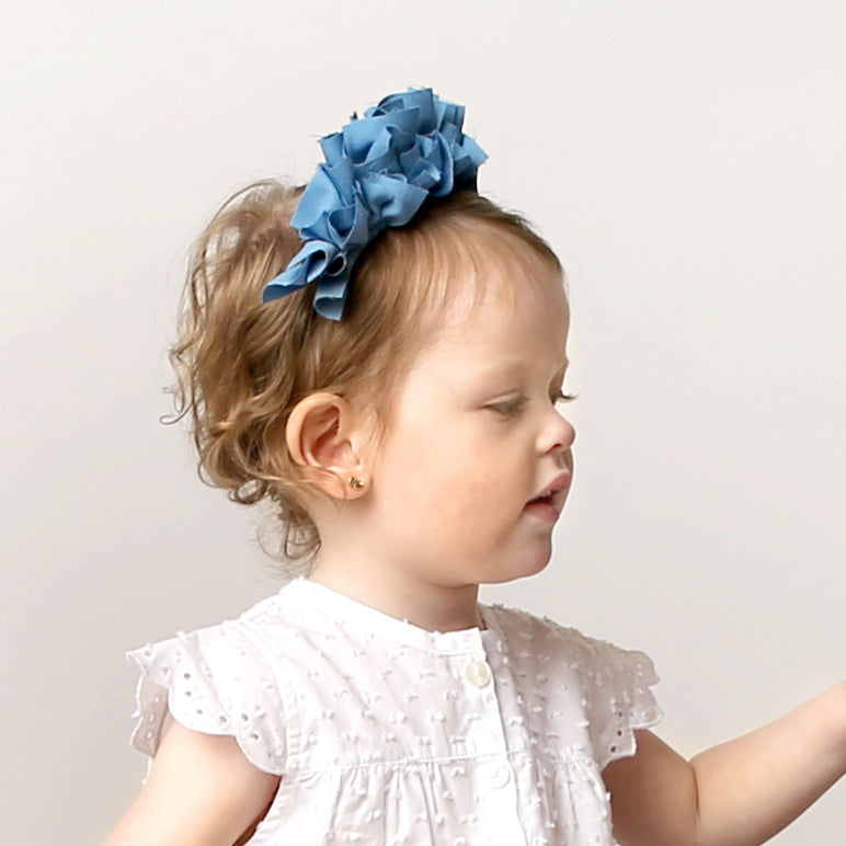 Sale! Silk Tiara Baby Band
