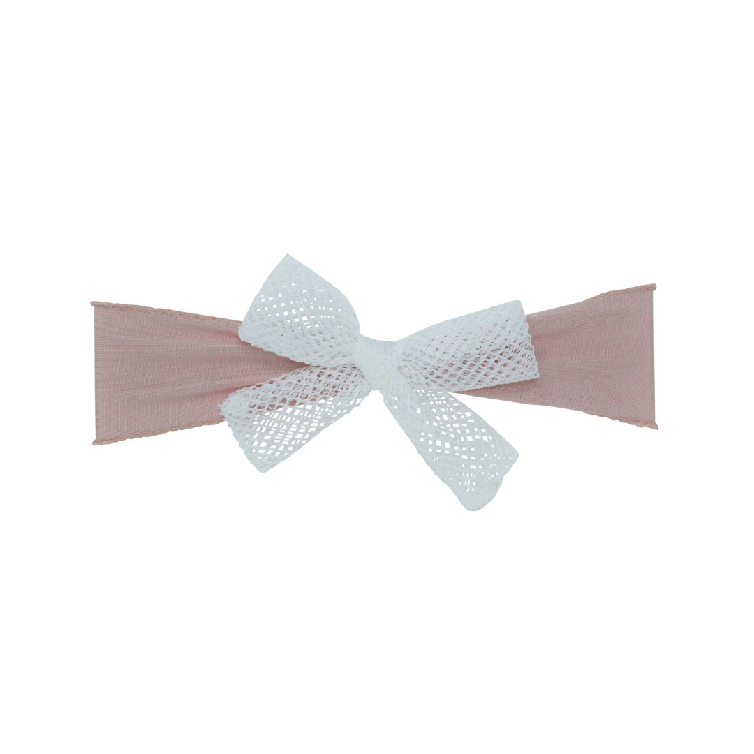 Netting Bow Baby Band
