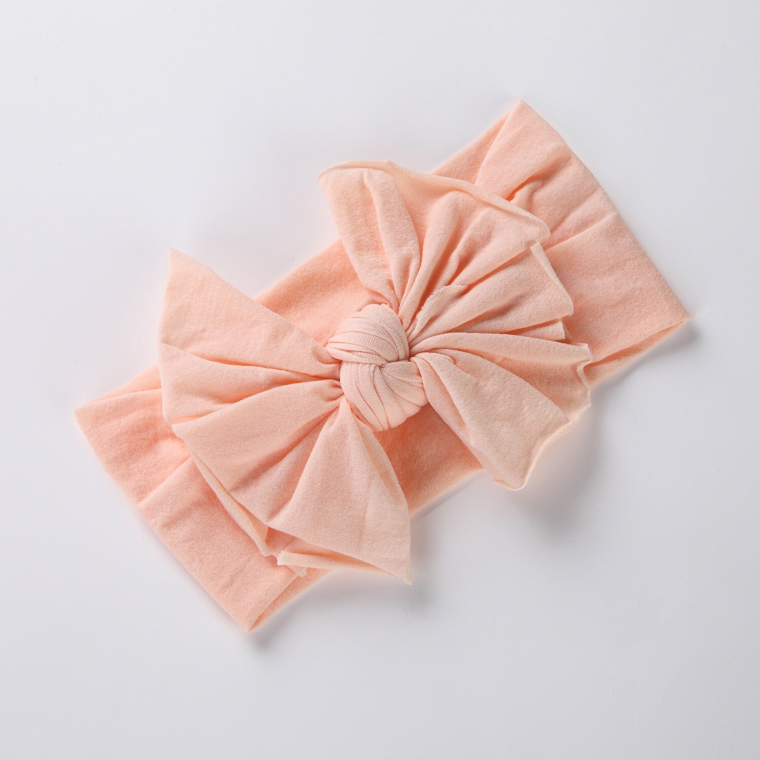 Nylon Floppy Bow Baby Band