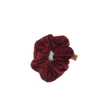 Ribbed Velour Scrunchies