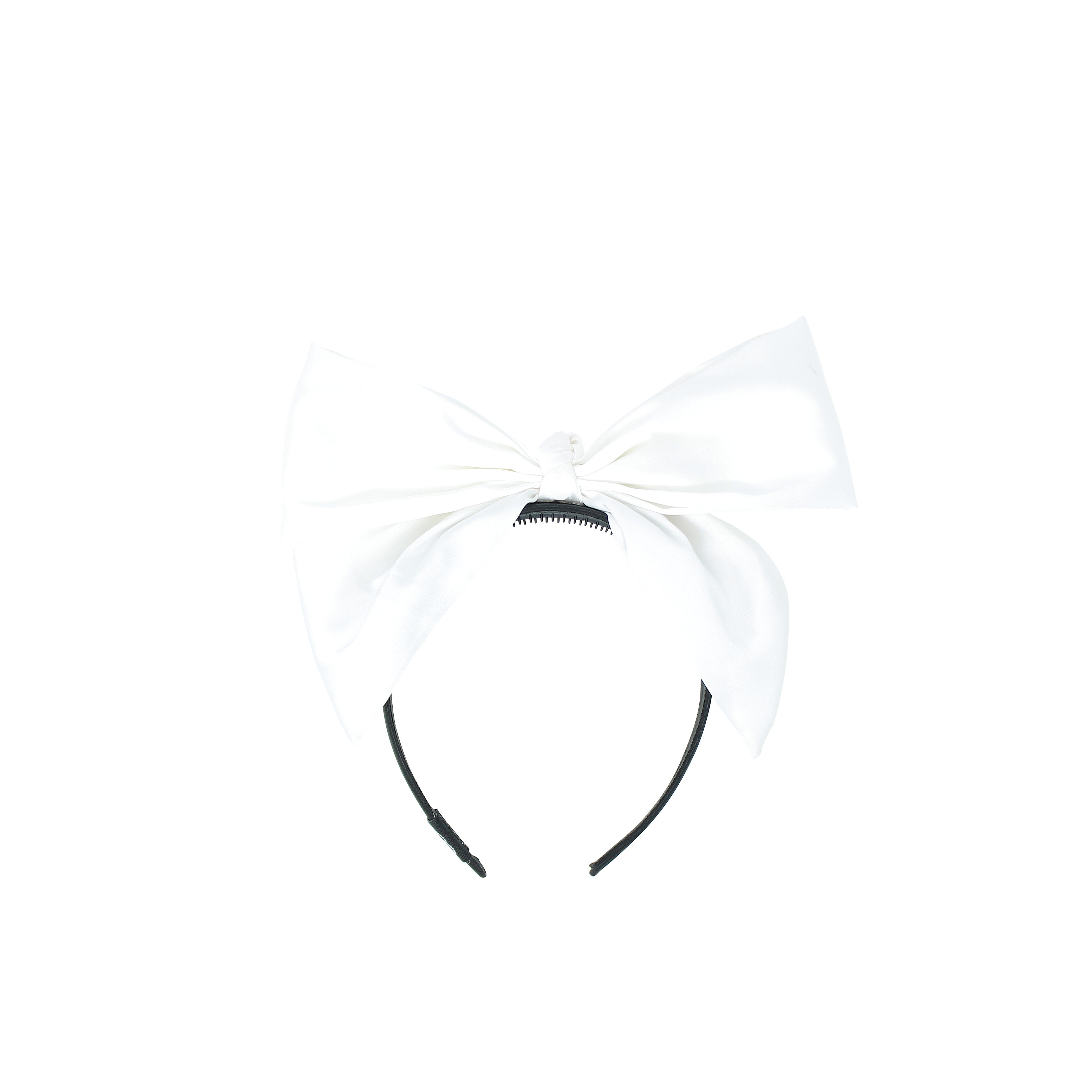 Silk Bow Headband
