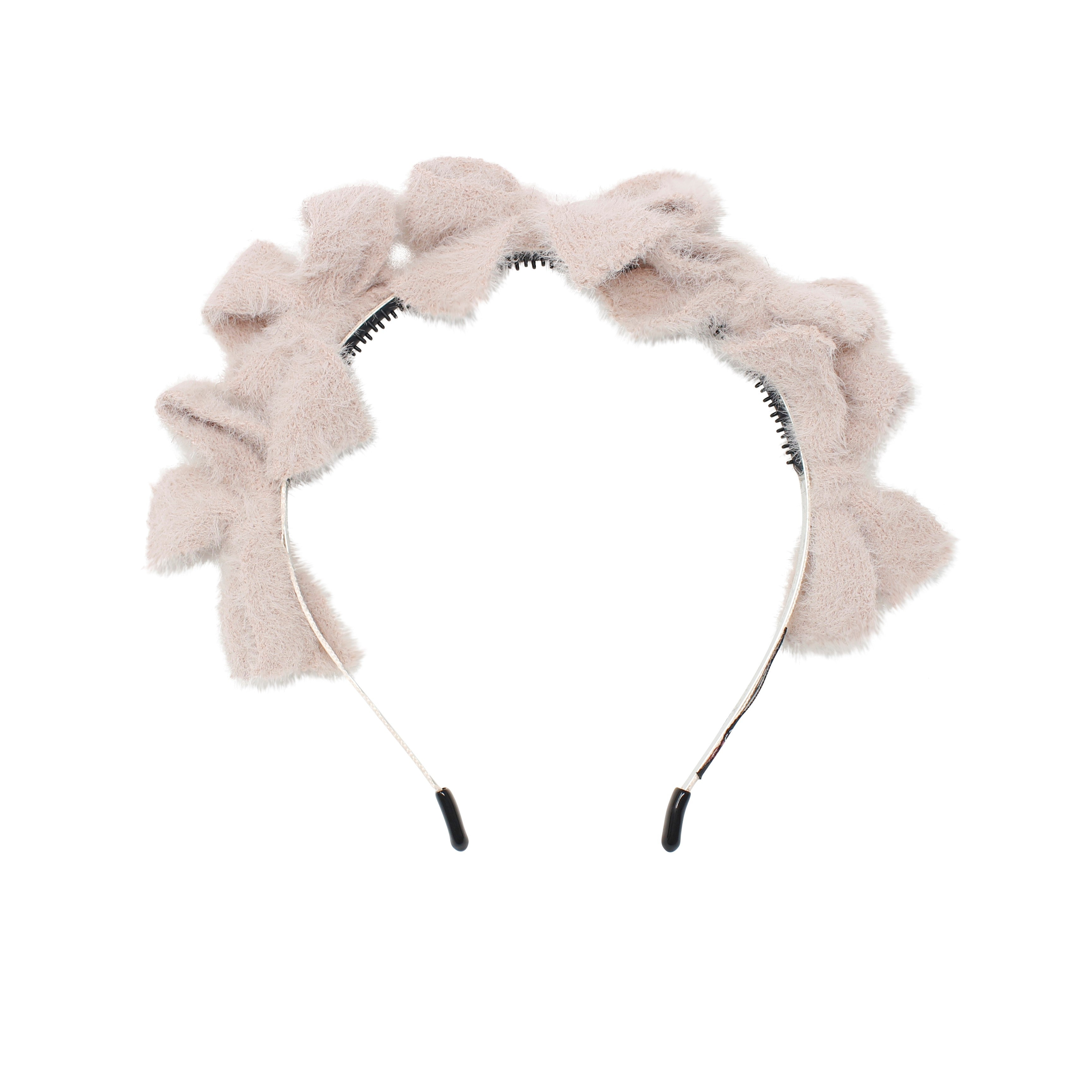 Multi Bow Fuzz Headband