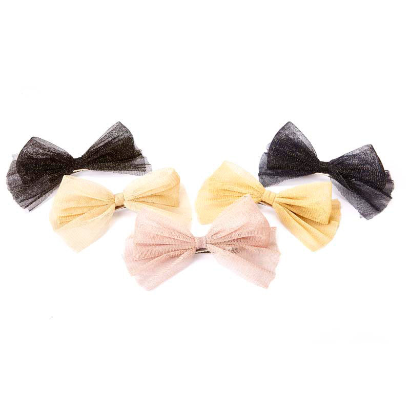 Sale! Sparkle Bow Hair Clip