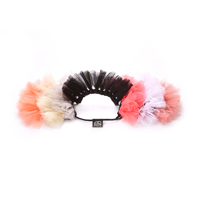 Sale!  Tulle Tiara Baby Band