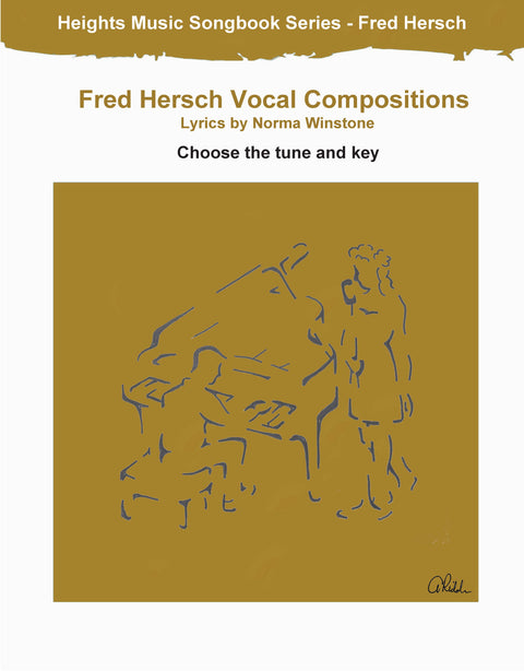 Fred Hersch Songs and Lullabies