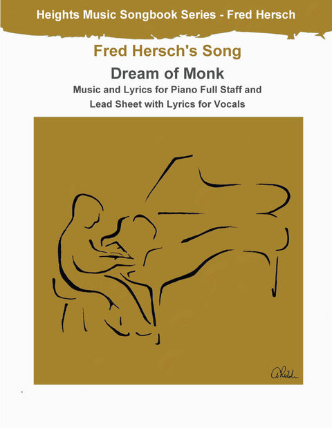 Fred Hersch Dream of Monk