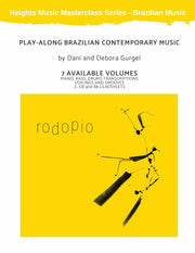 Rodopio - Contemporary Brazilian Play Along Series