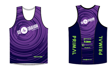 Go4Graham Men's Running Tank '19
