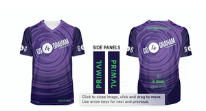 Go4Graham Men's MTB Jersey