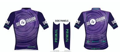 Go4Graham Men's Helix 2.0 Jersey