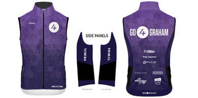 Go4Graham 2020 Men's Wind Vest