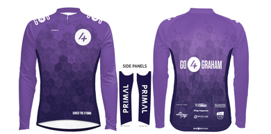 Go4Graham 2020 Women's Race Cut Heavyweight Jersey (Long Sleeve)