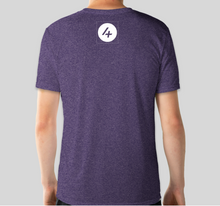 Load image into Gallery viewer, Go4Graham Purple Heather Sport T-Shirt