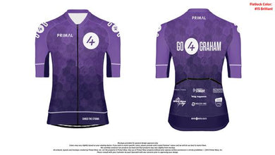Go4Graham 2020 Women's Equinox Jersey
