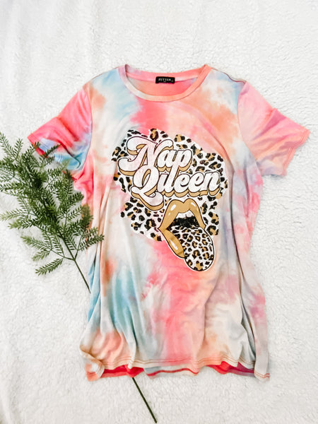 Nap Queen Graphic Tee
