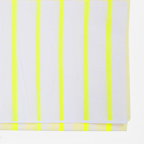 Tablecloth - Yellow Stripe